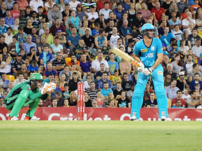 Summer of Sport: Big Bash League