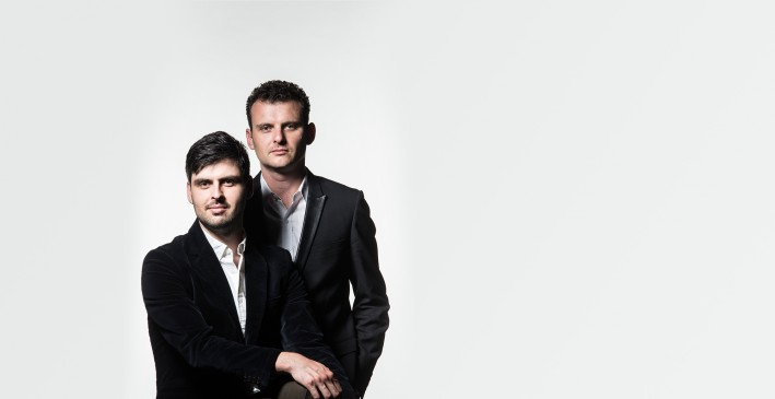 The Grigoryan Brothers: Songs without words