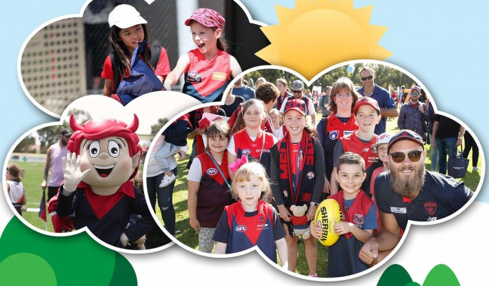 Melbourne FC Family Fun Night