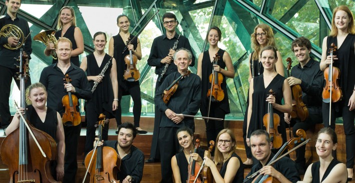 Melbourne Chamber Orchestra: Flute and Harp