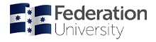 Federation Uni Logo Feb 2020