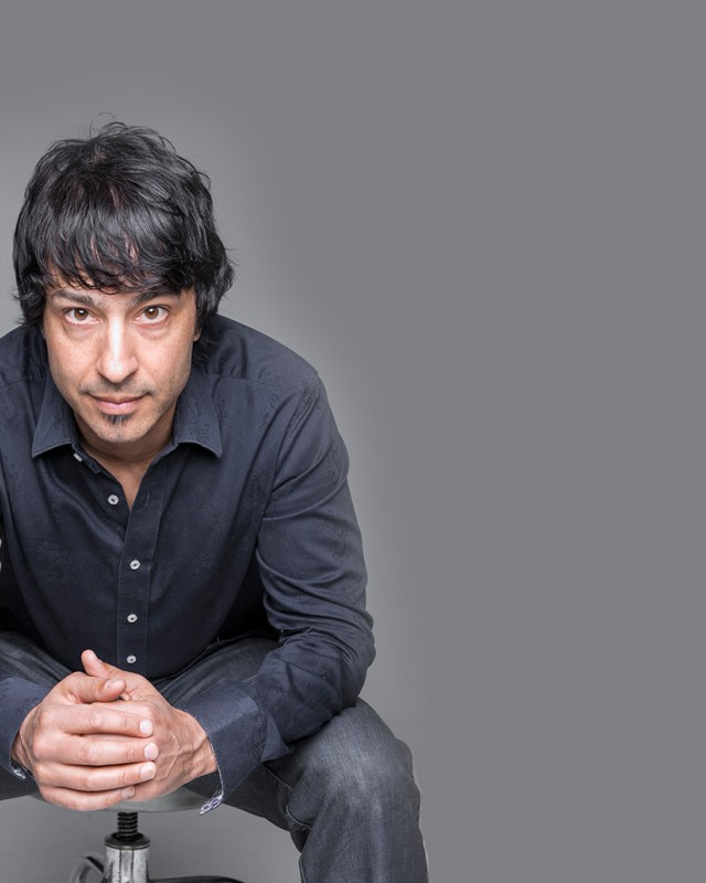 Arj Barker: We Need To Talk
