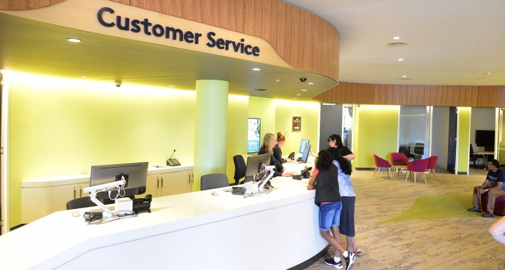 City of Casey Customer Service Centre