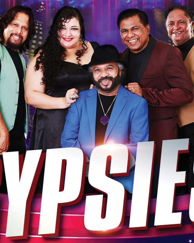 Gypsies in Concert– 50th Anniversary Big Bash