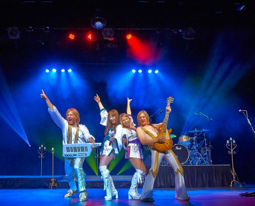 Bjorn Again: Thank ABBA for the Music Tour