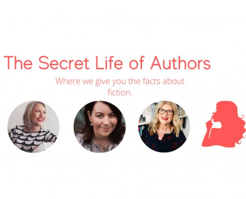 The Secret Life of Authors