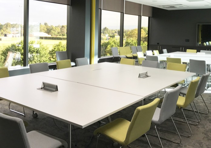 Bunjil Place Meeting Rooms
